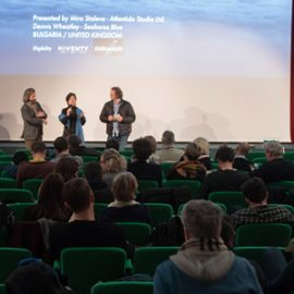 BERLINER selected for the Work in Progress session at Les Arcs Film Festival